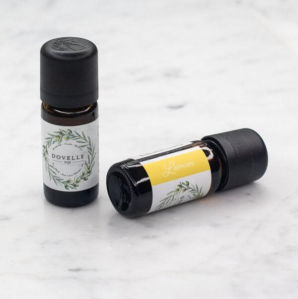 Lemon Premium Essential Oil 10ml